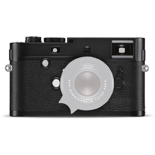 Leica M Monochrom Corpo MILC 24MP CMOS 5976 x 3992Pixel Nero