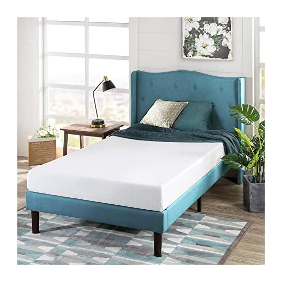 Zinus-Memory-Foam-6-Inch-Green-Tea-Cot-Size-Mattress