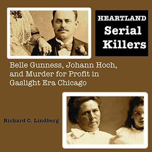 Heartland Serial Killers audiobook cover art