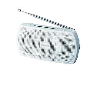 Sony SRF18W - Radio portátil (FM estéreo, 2xAA), Blanco (B007TV342Y) | Amazon price tracker / tracking, Amazon price history charts, Amazon price watches, Amazon price drop alerts