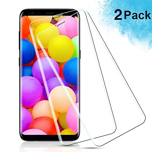 bon comparatif Verre trempé Flysee pour Samsung S8, [2 Pièces] Protecteur d'écran HD pour Samsung Galaxy S8… un avis de 2021