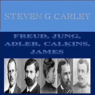 Freud, Jung, Adler, Calkins, James cover art
