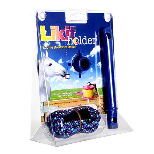LIKIT Halter - Blau Clear, Unisex, LIK0200