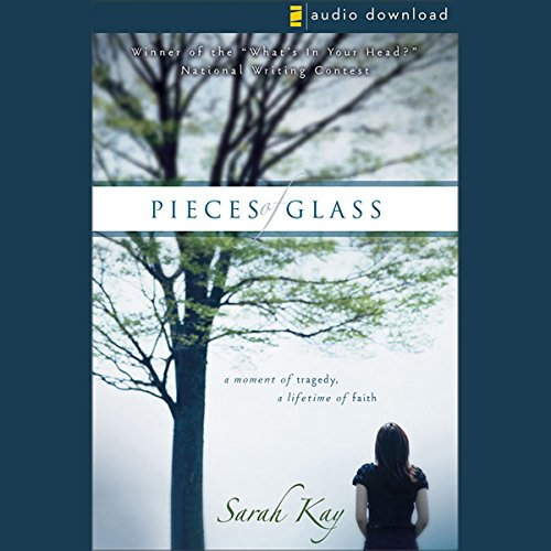 Pieces of Glass audiobook cover art