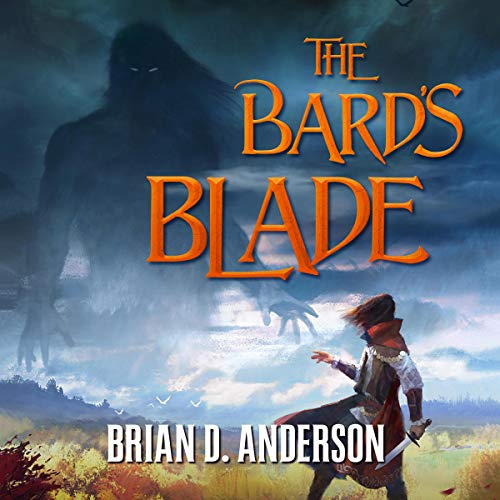The Bard's Blade cover art