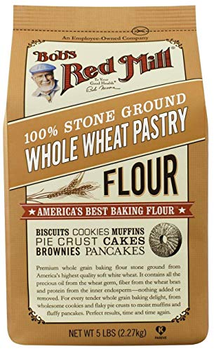 Bob's Red Mill Pastry Flour Whole Wheat 2 pack