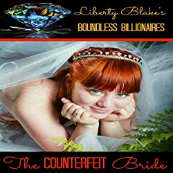 The Counterfeit Bride by Liberty Blake - Romance Novels To Read