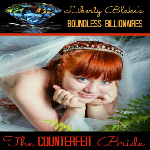 The Counterfeit Bride audiobook cover art