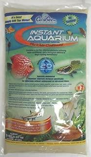 Carib Sea ACS20820 Instant Aquarium Marine Sand, 20-Pound, 2 Per Case