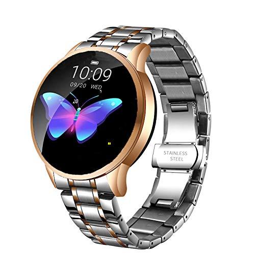 Uaw Reloj Mujer Inteligente Smart Watch Elegante (Ara_F)