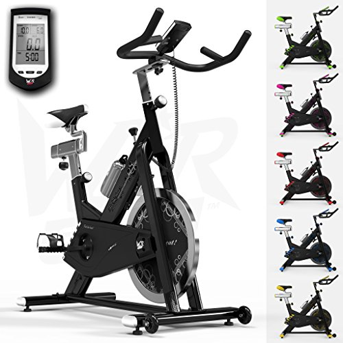 We R Sports RevXtreme Indoor Aerobic Exercise Bike/Cycle Fitness Cardio Workout Machine -...