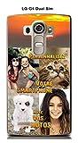 Coque personnalisee LG G4 Dual Sim - avec VOS photos.