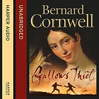 Gallows Thief                   By:                                                                                                                                 Bernard Cornwell                               Narrated by:                                                                                                                                 Jonathan Keeble                      Length: 11 hrs and 4 mins     109 ratings     Overall 4.5