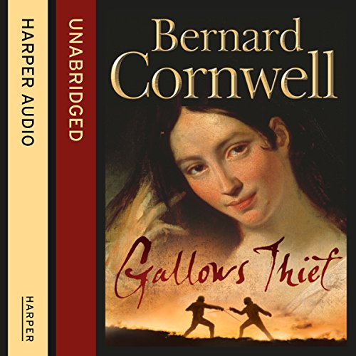 Gallows Thief audiobook cover art