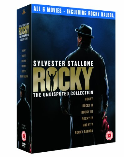 Rocky The Complete Saga [6 DVDs] [UK Import]