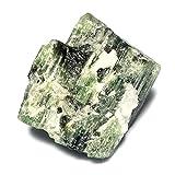 Cristallo curativo tormalina verde scuro
