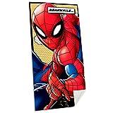 Spiderman algodón Referencia KD Playa lavarse la Cara-Toallas Textiles del...