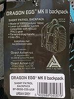DIRECT ACTION DRAGON EGG MK II バックパック (Urban Grey)