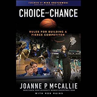 Choice Not Chance: Rules for Building a Fierce Competitor cover art