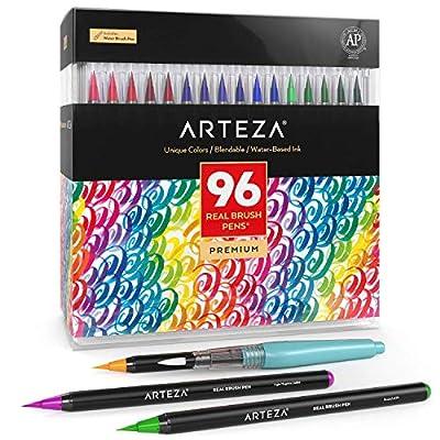Arteza Real Brush Pens 96 Colors