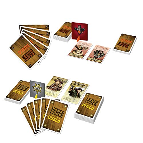 Edge Entertainment Bang El Duelo, Juego de Cartas (EDGBA30 ...