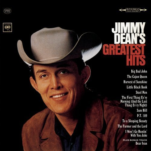 Jimmy Dean\'s Greatest Hits by Jimmy Dean (2008-03-01)