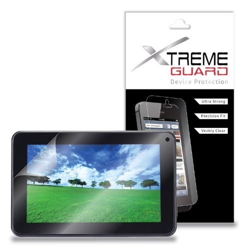 """XtremeGuard™ Screen Protector for DOPO D7020 7"""" Tablet (Ultra Clear)"""