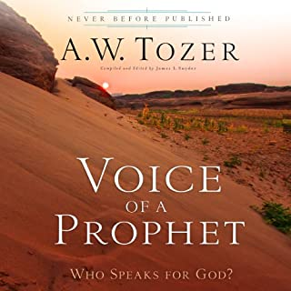 Voice of a Prophet cover art
