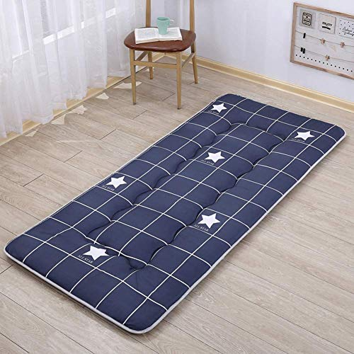 MWPO Thicken Not-slip Foldable Futon Mattress, Portable Tatami Floor Sleeping Mattress For Home Dormitory Outdoor-f 100x200cm(39x79inch)