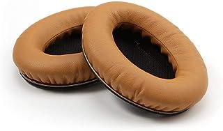 Everpert 1 Pair Black-Inner Ear Pads Cushion for Bose QC25 Headphones (Khaki Black)
