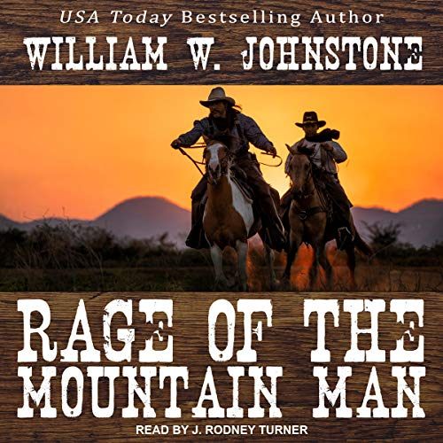 Rage of the Mountain Man cover art