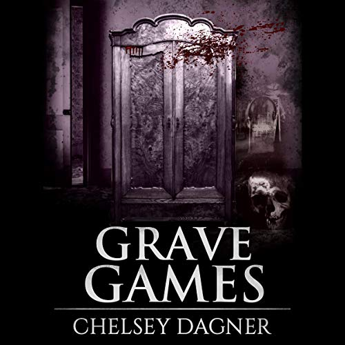 Grave Games (Supernatural Horror with Scary Ghosts) cover art