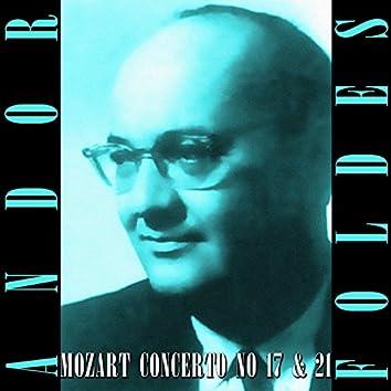 Mozart: Concerto Nos. 17 & 21