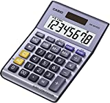 CASIO MS-80VERII, Basic Calculator, 30.7 x 103 x 145 mm,