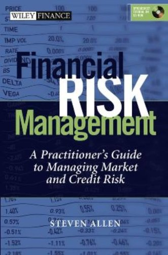 Financial Risk Management: A Practitioner's Guide to Managing Market and Credit Risk (with CD-ROM)