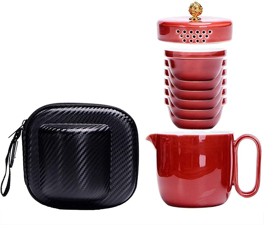 Teapot Japanese, Portable Travel Max 50% OFF Tea New product! New type Gaiwan Ceramic Tableware