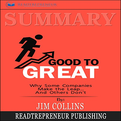 Summary: Good to Great: Why Some Companies Make the Leap...and Others Don't audiobook cover art