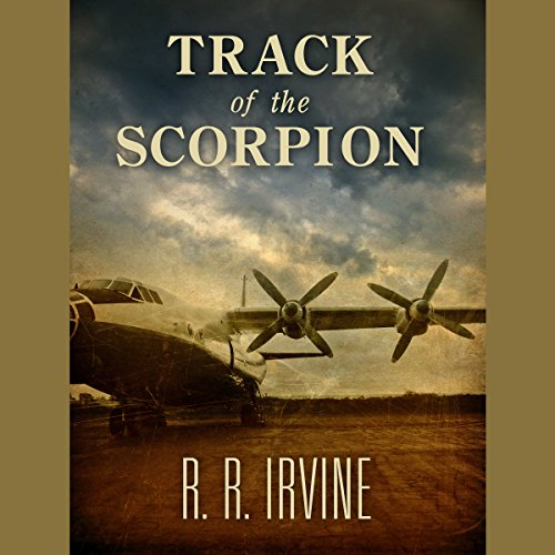 Track of the Scorpion audiobook cover art