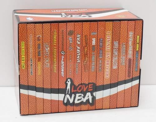 I love NBA opera completa 16 dvd