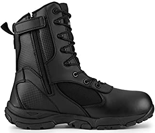 Tac Athlon Men's Waterproof Military Tactical Boot