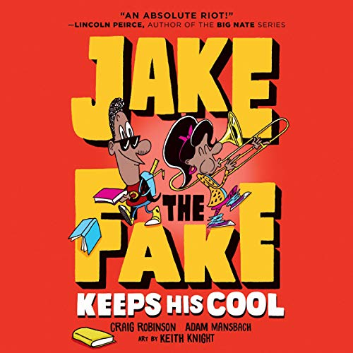Jake the Fake Keeps His Cool cover art