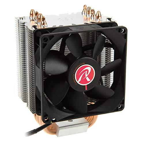 Raijintek AIDOS CPU Air Cooler, Black