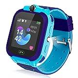 Ameiqa Kids Smart Watch, Kids LBS Tracker Watch Color Touch Screen Smartwatch...