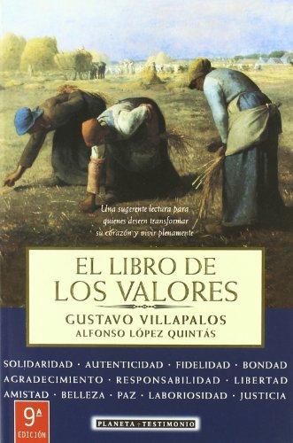Libro De Los Valores (Spanish Edition)