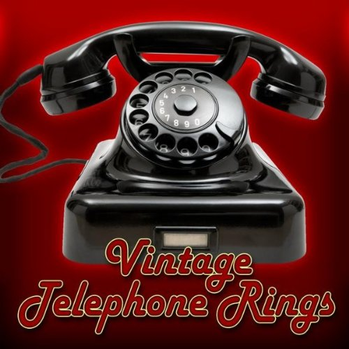 Distant Old Fashion Rotary Phone Ringtone