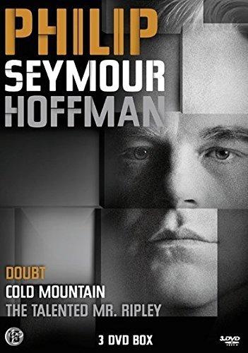 Philip Seymour Hoffman Collection - 3-DVD Box Set ( Doubt / Cold Mountain / The Talented Mr. Ripley ) [ Origen Holandés, Ningun Idioma Espanol ]