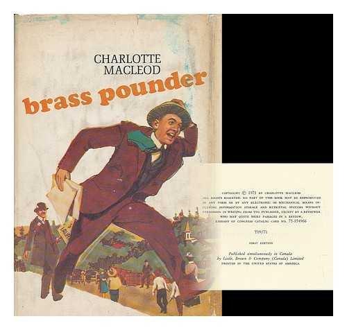 Brass pounder