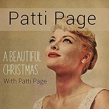 A Beautiful Christmas with Patti Page