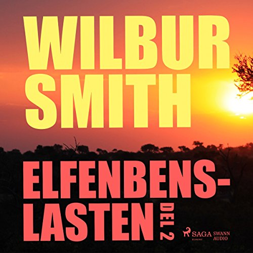 Elfenbenslasten audiobook cover art