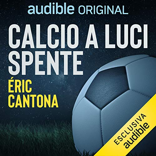 Eric Cantona copertina